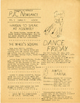 Portland Junior College Newsance, 12/03/1953