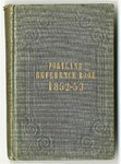 The Portland Directory and Reference Book for 1852-53 by Sylvester Breakmore Beckett