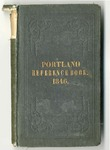 The Portland Reference Book and City Directory by Sylvester Breakmore Beckett