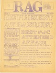 The Rag, 03/02/1955 by Portland Junior College