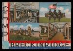 Camp Beckinridge Postcard Book