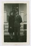 Raymond Dutil & Rita Cloutier Photograph
