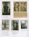 Raymond Dutil Photographs with Handwritten Captions