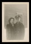 Raymond Dutil with Rita Cloutier Photograph