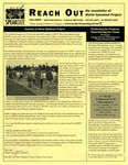 Reach Out: the newsletter of Maine Speakout Project (Fall 2005) by Maine Speakout Project and Community Counseling Center