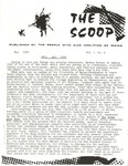 The Scoop, Vol.2, No.5 (May 1990) by June Seamans and PWA Coalition