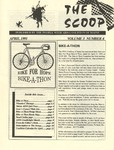 The Scoop, Vol.3, No.4 (April 1991) by June Seamans and PWA Coalition