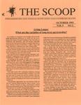 The Scoop, Vol.5, No.5 (October 1993) by June Seamans and PWA Coalition