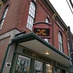 Damariscotta: Lincoln Theater by Kate Pennington