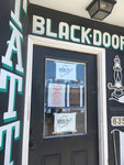 Portland: Black Door Barber Co. by Jessica Hovey