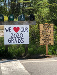 Yarmouth: We [heart] Our 2020 Grads by Katy Beaulieu