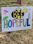 Portland: Bee Hopeful by Paula Marquis