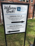 Brunswick: Curtis Memorial Library Welcome Back Directions and Information by Anna Faherty