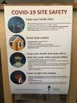 Hallowell: COVID-19 Site Safety by Tracey Meagher