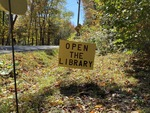 New Gloucester: OPEN THE LIBRARY by Judy Carpenito