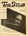 The Stein, 11/17/1969 by Kate Bueter