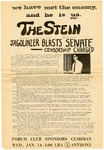 The Stein, 01/09/1970 by Kate Bueter