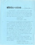 Stein-Vine (February 1985) by Wilde Stein Club