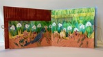 Spring Border, Pamela Whitney Hawkes (2) by Pamela Whitney Hawkes