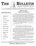 The Bulletin: Dayspring AIDS Support Services, Vol.4, No.2 (Summer 1999) by Sharon Pree and Dayspring AIDS Support Services