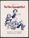 The Star Spangled Girl Poster by University of Southern Maine Department of Theatre