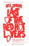 Neil Simon's Last of the Red Hot Lovers Poster