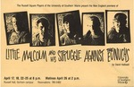 Little Malcolm and His Struggle Against the Eunuchs by University of Southern Maine Department of Theatre