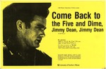 Come Back to the FIve and Dime, Jimmy Dean, Jimmy Dean by University of Southern Maine Department of Theatre
