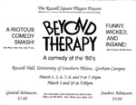Beyond Therapy by University of Southern Maine Department of Theatre