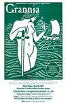 Grannia Poster [1999] by University of Southern Maine Department of Theatre