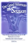 The Good Woman of Setzuan by University of Southern Maine Department of Theatre
