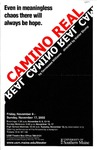 Camino Real by University of Southern Maine Department of Theatre