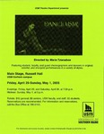 Dance USM! Flyer [2005] by University of Southern Maine Department of Theatre