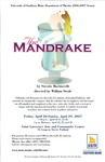 The Mandrake by University of Southern Maine Department of Theatre