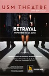 Betrayal by University of Southern Maine Department of Theatre