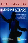 Lend Me a Tenor by University of Southern Maine Department of Theatre