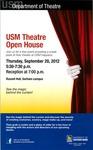 USM Theatre Open House