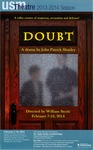 Doubt by University of Southern Maine Department of Theatre