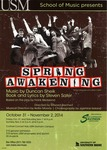 Spring Awakening by University of Southern Maine Department of Theatre