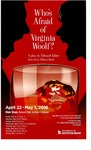 Who's Afraid of Virginia Woolf? by University of Southern Maine Department of Theatre