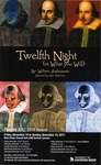 Twelfth Night (or What you Will) by University of Southern Maine Department of Theatre