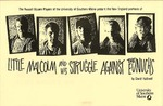 Little Malcolm and His Struggle Against the Eunuchs Program [1992] by University of Southern Maine Department of Theatre