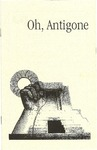 Oh, Antigone Program [1995] by University of Southern Maine Department of Theatre