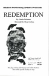 Redemption by University of Southern Maine Department of Theatre