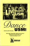 Dance USM! Program [2004] by University of Southern Maine Department of Theatre