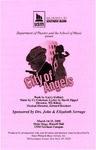 City of Angels by University of Southern Maine Department of Theatre and University of Southern Maine School of Music