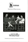 Last Easter Program by University of Southern Maine Department of Theatre