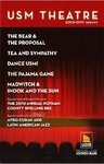 2009-2010 Theatre Season Brochure by University of Southern Maine Department of Theatre