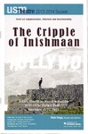 The Cripple of Inishmaan Program [2013] by University of Southern Maine Department of Theatre