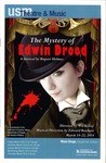 The Mystery of Edwin Drood Program [2014] by University of Southern Maine Department of Theatre